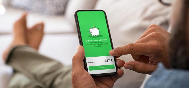 La dichiarazione dei redditi dallo smartphone!